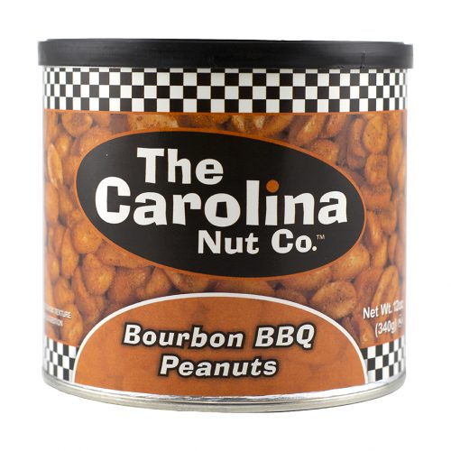 Bourbon BBQ Peanuts